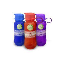 New Wave Enviro 8oz Water Bottle BPA-Free
