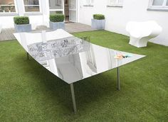 Ron Arad, Ping Pong Table | MAN Project | Pinterest | Ping Pong Table And  Ron Arad