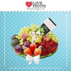 #Frescor   DÊ FRUTAS AO INVÉS DE FLORES E SURPREENDA!!! Presentes surpreendentes: http://www.lovefruits.com.br/