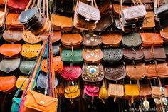 The Beautiful Colors of Marrakech at Jemaa el Fna