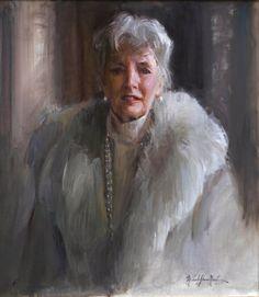 Portrait Painter:  Michael Shane Neal