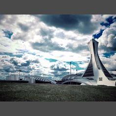#montreal #ParcOlympiqueDeMontréal