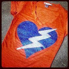 thunder up shirt okc t shirt by Rocknmamadesigns, $28.00