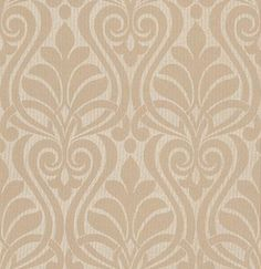 Albany Luna (FD66516) - Albany Wallpapers - A stunning all over geometric design with a felt texture and metallic background. Showing in beige on light gilver. Other colour ways available. Please request a sample for true colour match. Paste-the-wall products.