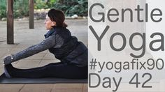 Gentle Yoga Day 42 Yoga Fix 90 with Lesley Fightmaster |