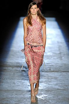 Edun | Spring 2012 Ready-to-Wear Collection | Style.com