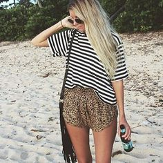 Feeling the island vibes from @the_salty_blonde in @mate_the_label  #findyourforay