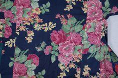 Vintage RUSSIAN Trade cloth UZBEK CHAPAN by SOrugsandtextiles