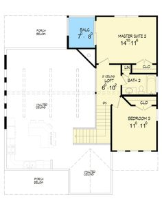 Back Woods 3 Bed House Plan - 68401VR | Cottage, Country, Mountain, Vacation, Narrow Lot, Photo Gallery, 1st Floor Master Suite, CAD Available, PDF | Architectural Designs