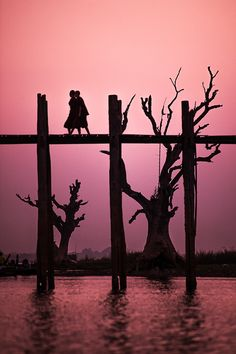 U Bein Bridge by John Quintero on 500px