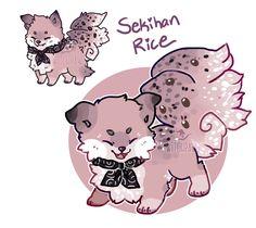 Sekihen Rice Soosh (c) Witchpaws