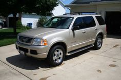 2005 Ford Explorer 4WD Limited Sport Utility