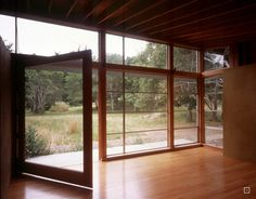 Fernau + Hartman: West Marin House -- Perfect for yoga and meditation if we do say so ourselves. ;)