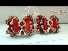 Handmade Hair Bows, Diy Hair Bows, Diy Bow, Handmade Flowers, Diy Crafts And Hobbies, Felt Hair Accessories, Ribbon Hair Clips, Tatting Jewelry, Boutique Hair Bows