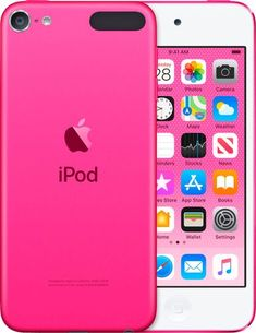 Buy Apple iPod Touch Generation - Pink at Argos. Thousands of products for same day delivery or fast store collection. Ipod Nano, Buy Apple, Apple Tv, Coque Ipod, Cover Film, Group Facetime, Augmented Reality Apps, Bluetooth, Ipod Touch 6th Generation