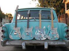 Trussart#Guitars