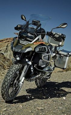 BMW R1200GS commando