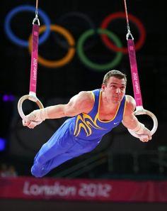 Arthur Zanetti conquista ouro nas argolas e ganha primeira medalha olímpica da ginástica brasileira - Olimpíadas Londres 2012