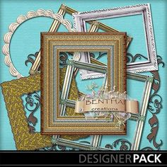 Check out these fun designs by #Benthaicreations @mymemories.com! #Digital #Scrapbook #Creative #Craft #Web-thumb