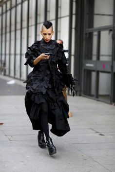 Paris Couture Fashion Week 2015 | Must-See Street Style from Paris Fashion Week Spring 2015