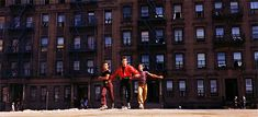 Turner Classic Movies - jacquesdemys: West Side Story (dir. Robert...
