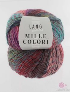 laine lang mille colori pelotes tricoter - Laine Lang Mille Colori Baby
