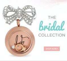 Origami Owl Bridal Collection  Bride gifts ideas,bridesmaid gifts, mother gifts  kerridawn.origamiowl.ca