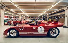 Alfa Romeo historic club, Scuderia Del Portello