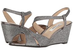 fec0465a9f5a6 Nina Ellora Charcoal - Zappos.com Free Shipping BOTH Ways Mother Of The  Groom Shoes