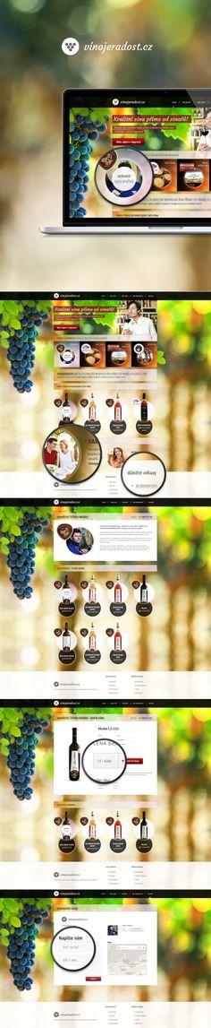 Vinojeradost.cz - Czech vines