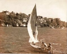 Mirror dinghy 'Onions' courtesy of the Greenwich Flying Squadron, New South Wales, Australia.  #mirrordinghy