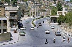 Sinê, Capital of the Province Kurdistan in western Iran.