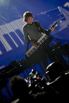 Jean Michel Jarre concert in Sofia - 9 October 2011
