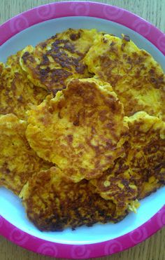 Yummy Inspirations: Grain Free Pumpkin Fritters / http://www.yummyinspirations.net/2013/02/grain-free-pumpkin-fritters.html