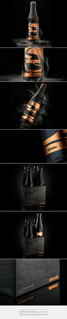 Atomic Coffee Cold Brew by Fuman