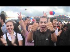 #Homecenter crea la #PiñataGigante. #AmbientMarketing. 2011