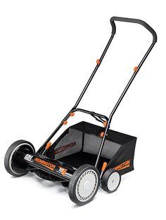 Remington RM3100 18-Inch Reel Push Mower Reel Lawn Mower, Outdoor Power Equipment, Garden, Garten, Lawn And Garden, Gardens, Garden Tools, Gardening, Outdoor
