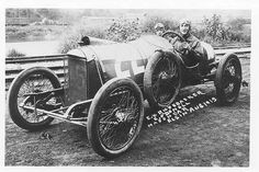 rickenbacker's race car