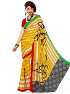 "#PanghatSarees ONLY for 649/-  100/- Discount on coupon code ""EQ100"" Free Shipping * Easy Returns * Cash On Delivery!!!  Shop here: http://www.ethnicqueen.com/product/panghat-8/"