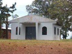 Igreja Catolica Lajeado Librino,comunidade localizada no interior da cidade de Derrubadas-RS