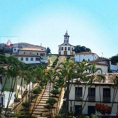 Igreja de Santa Rita  Serro, MG Foto: Penha Moreira