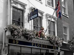 Floris launch new fragrance, Chypress, and unveils refurbished store at Jermyn Street
