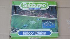 Subbuteo indoor edition set