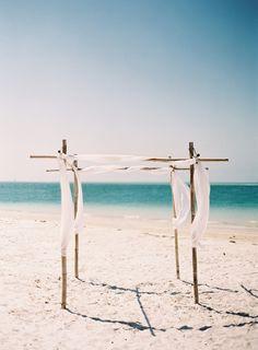 Lovely Amelia Island Wedding by the Sea