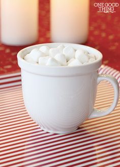 The best hot cocoa ever! Period. :-)