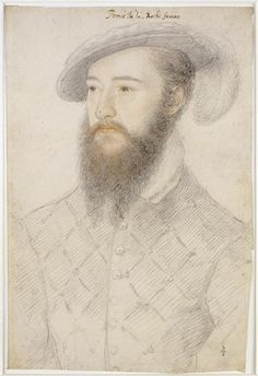 Charles de Bourbon, prince de La Roche-sur-Yon (1515-1565) ... c. 1547 ... son of Louis de Bourbon-Vendome, governor of Charles IX in 1561. ... Clouet François (c. 1515-1572)