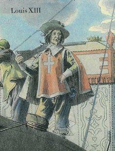 France, Cardinal's Guard, 1628