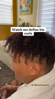 Mixed Boys Haircuts, Boys Haircuts Curly Hair, Mixed Kids Hairstyles, Kids Hairstyles Boys, Natural Hairstyles For Kids, Dope Hairstyles, Scene Hairstyles, Natural Hair Twist Out, Long Natural Hair