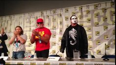 Video Of Sting's Appearance At Comic Con - StillRealToUs.com