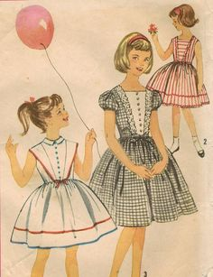 1960s Simplicity 3372 Vintage Sewing Pattern by midvalecottage, $8.00